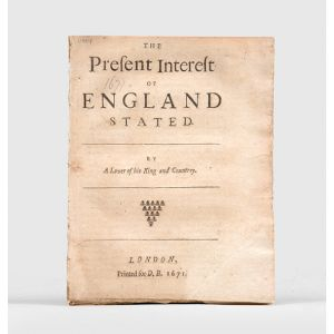 The Present Interest of England Stated.