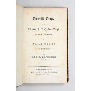 [Beowulf.] Bjowulfs Drape.