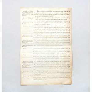 Regulations for the Anglo-Maltese bank.