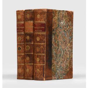 Ueber Nationalindustrie und Staatswirtschaft. Nach Adam Smith bearbeitet …  Erster [– Dritter und letzter] Theil.