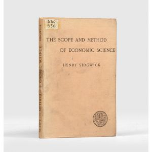 The Scope and Method of Economic Science. An Address delivered to the Economic Science and Statistics Section of the British Association at Aberdeen 10 September, 1885.
