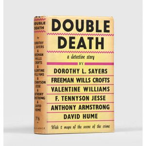 Double Death. A Murder Story.