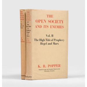The Open Society and Its Enemies.