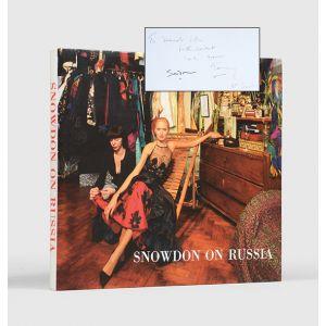 Snowdon on Russia.