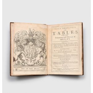 Tabulae foeneratoriae, or Tables for the Forbearance and Discompt of Money.