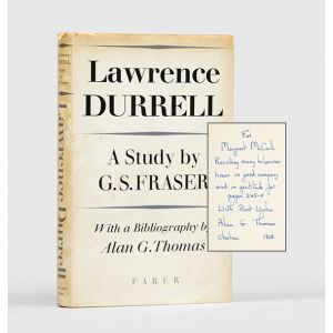 Lawrence Durrell: A Study.