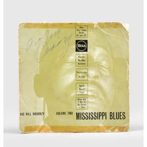 """Mississippi Blues, Vol. II"" signed EP."