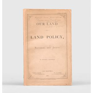 Our Land and Land Policy, National and State.