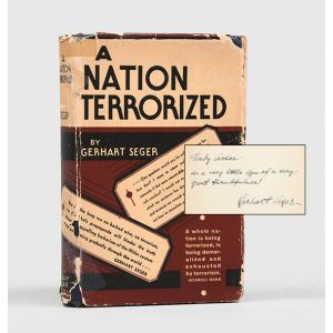 A Nation Terrorized.