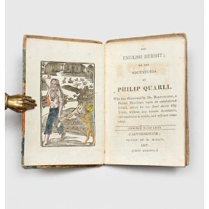 The English Hermit; or the Adventures of Philip Quarll.