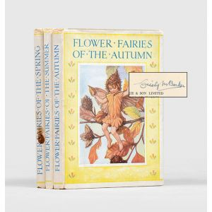 [Flower Fairies Trilogy:] Flower Fairies of the Spring; Flower Fairies of the Summer; Flower Fairies of the Autumn, With the Nuts and Berries They Bring.