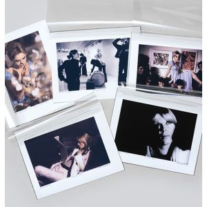 Five Factory Photographs.