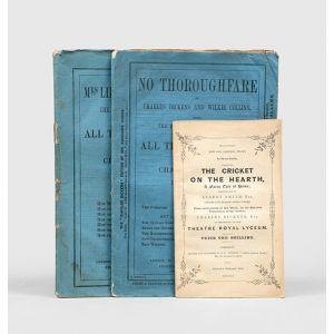 Mrs Lirriper's Lodgings; No Thoroughfare; The Cricket on the Hearth.