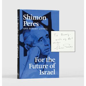 For the Future of Israel.