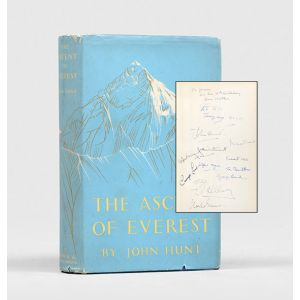 The Ascent of Everest.