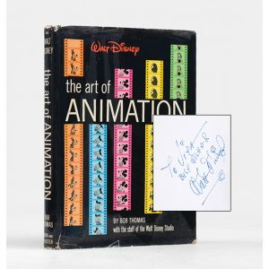 Walt Disney: the Art of Animation.