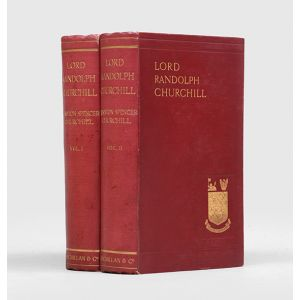 Lord Randolph Churchill.