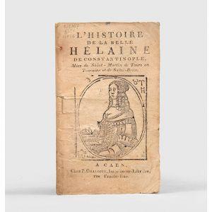 L'Histoire de la Belle Hélaine de Constantinople,