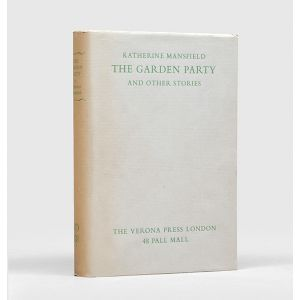 The Garden Party and Other Stories.