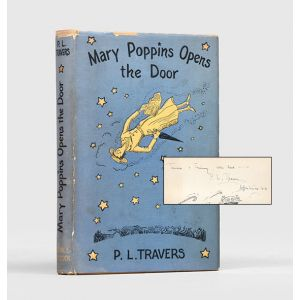 Mary Poppins Opens the Door.