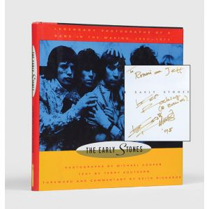 The Early Stones. Legendary Photographs of a Band in the Making 1963 - 1973.