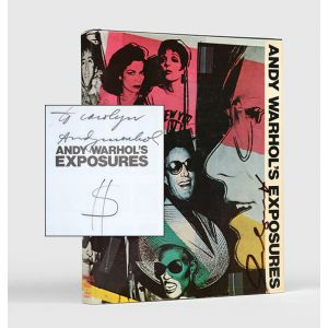 Andy Warhol's Exposures. Together with the original prospectus.