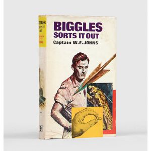 Biggles Sorts it Out.