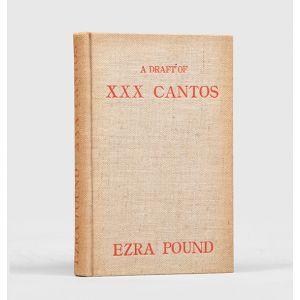A Draft of XXX Cantos.