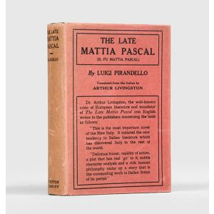 The Late Mattia Pascal.