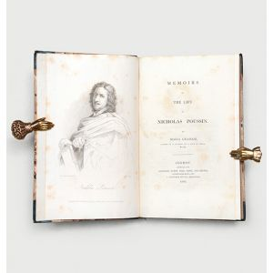 Memoir of the Life of Nicholas Poussin.