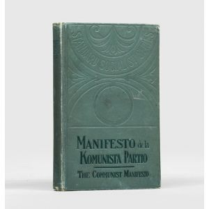 Manifesto de la Komunista Partio / Manifesto of the Communist Party.