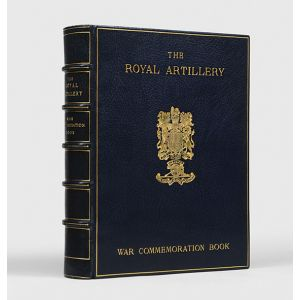 The Royal Artillery War Commemoration Book.