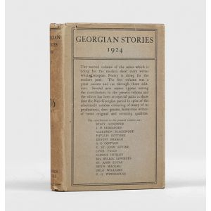 Georgian Stories 1924.