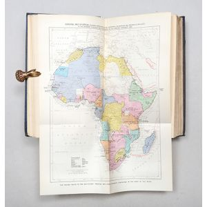The Map of Africa by Treaty.