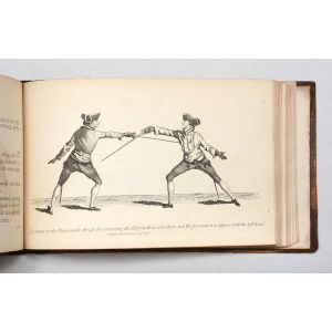 The School of Fencing with a General Explanation of the Principal Attitudes and Positions peculiar to the Art.