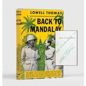 Back to Mandalay.