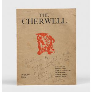 The Cherwell, Vol. LIX, No. 7.