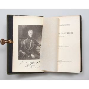 Memoir and Correspondence of General James Stuart Fraser.