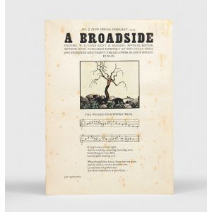 A Broadside: No. 2 (New Series).