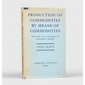 Production of Commodities by Means of Commodities.