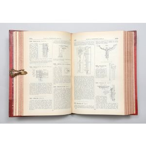 Patents for Inventions. Abridgments of Specifications. Class 44: Fastenings, Lock, Latch, Bolt, and other