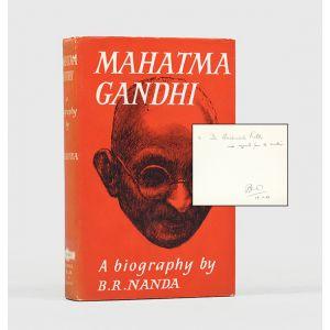 Mahatma Gandhi. A biography.