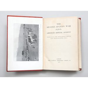 The Second Afghan War, 1878-80. Abridged Official Account.