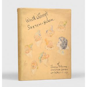 Sketch Book [for the film Snow White and the Seven Dwarfs.]