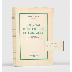Journal d'un substitut de campagne.