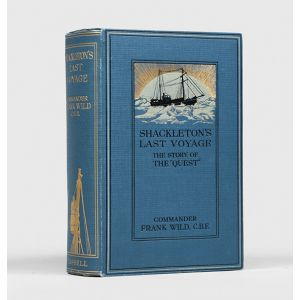 Shackleton's Last Voyage.