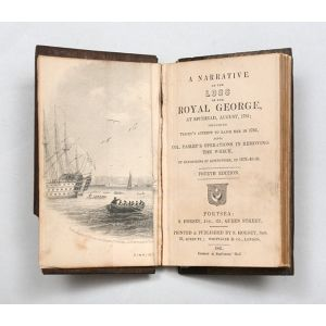 A Narrative of the Loss of the Royal George, at Spithead, August, 1782;