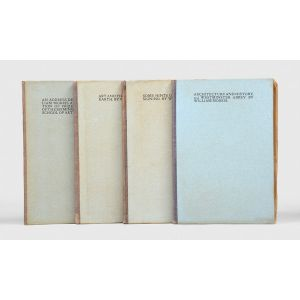 [Four Chiswick Press books,