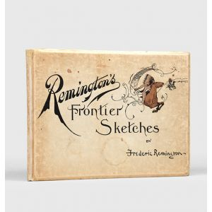 Remington's Frontier Sketches.