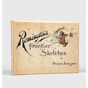 Remington's Frontier Sketches.